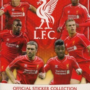 2014-15 Panini Liverpool F.C. Sticker Collection