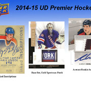 2014-15 Upper Deck Premier Hockey