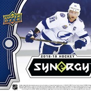 2018-19 Upper Deck Synergy Hockey