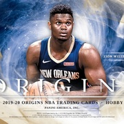 2019-20 Panini Origins Basketball