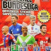2014-15 Topps Bundesliga Sticker Collection