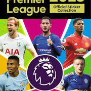 2017-18 Topps Premier League Sticker Collection