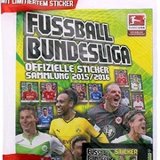 2015-16 Topps Bundesliga Sticker Collection