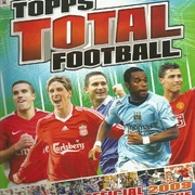 2008-09 Topps Premier League Total Football