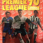 1995-96 Merlin English Premier League Sticker Collection