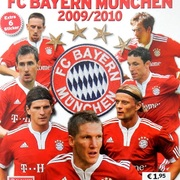 2009-10 Panini FC Bayern Munchen Stickers Collection