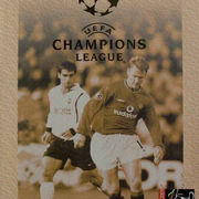 2000-01 Panini UEFA Champions League Finale Sticker Collection
