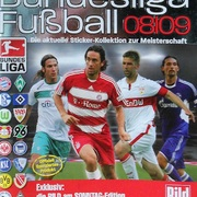 2008-09 Panini Bundesliga Sticker Collection
