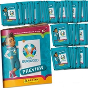 2020 Panini UEFA EURO Preview Sticker Collection