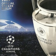 2008-09 Panini UEFA Champions League Sticker Collection