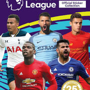 2016-17 Topps Premier League Sticker Collection