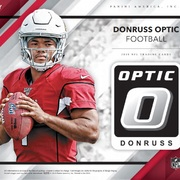 2019 Panini Donruss Optic Football