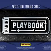 2013-14 Panini Playbook Hockey