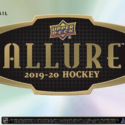 2019-20 Upper Deck Allure Hockey