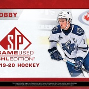 2019-20 SP Game Used CHL Hockey