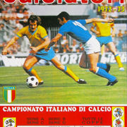 1972-73 Panini Calciatori Sticker Collection