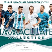2018-19 Panini Immaculate Collection Soccer