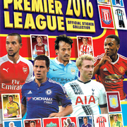 2015-16 Topps Premier League Sticker Collection