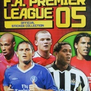 2004-05 Merlin English Premier League Sticker Collection