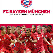2015-16 Panini FC Bayern Munchen Stickers Collection