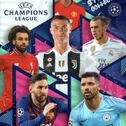 2018-19 Topps UEFA Champions League Sticker Collection