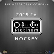 2015-16 O-Pee-Chee Platinum Hockey