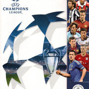 2012-13 Panini UEFA Champions League Sticker Collection