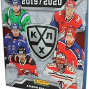 2019-20 Panini KHL 12th Season Sticker Collection