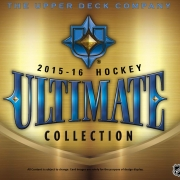 2015-16 Upper Deck Ultimate Collection Hockey