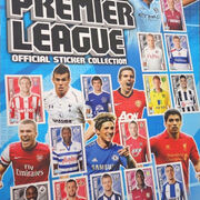 2012-13 Topps Premier League Sticker Collection