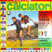 1968-69 Panini Calciatori Sticker Collection