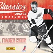2012-13 Panini Classics Signatures Hockey