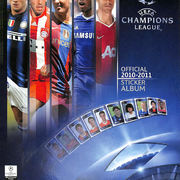 2010-11 Panini UEFA Champions League Sticker Collection