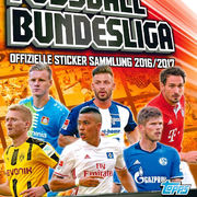 2016-17 Topps Bundesliga Sticker Collection