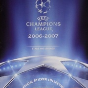 2006-07 Panini UEFA Champions League Sticker Collection