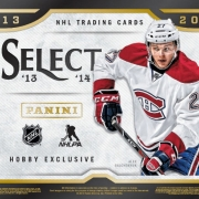 2013-14 Panini Select Hockey