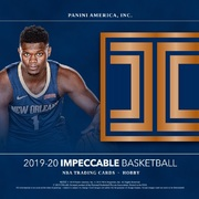 2019-20 Panini Impeccable Basketball