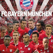2016-17 Panini FC Bayern Munchen Stickers Collection