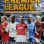 2009-10 Topps Premier League Sticker Collection
