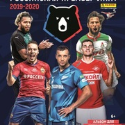 2019-20 Panini Russian Premier Liga Sticker Collection