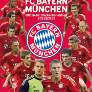 2012-13 Panini FC Bayern Munchen Stickers Collection