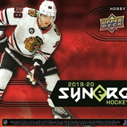 2019-20 Upper Deck Synergy Hockey