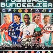 2009-10 Topps Bundesliga Sticker Collection