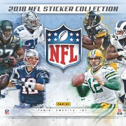 2018 Panini NFL Stickers Collection Football