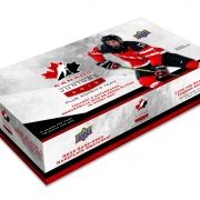 2015 Upper Deck Team Canada Juniors Hockey