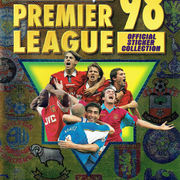 1997-98 Merlin English Premier League Sticker Collection
