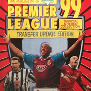 1998-99 Merlin English Premier League Transfer Update Edition