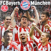 2010-11 Panini FC Bayern Munchen Stickers Collection