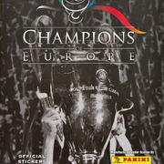 1955-2005 Panini Champions Of Europe Sticker Collection
