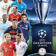 2015-16 Topps UEFA Champions League Sticker Collection